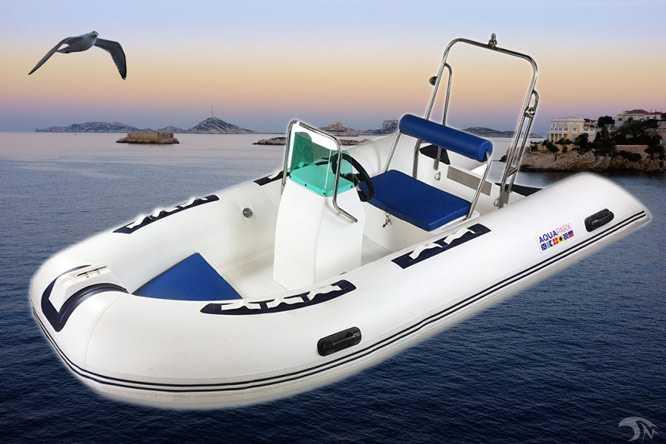location de bateau sans permis à Marseille Vieux Port et Pointe-Rouge - Marseille 8