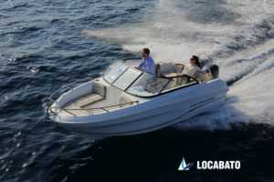 Cap Camarat 55 bow rider location Marseille