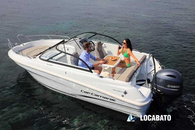 Location bateau plaisance 5-5 Bow Rider Marseille
