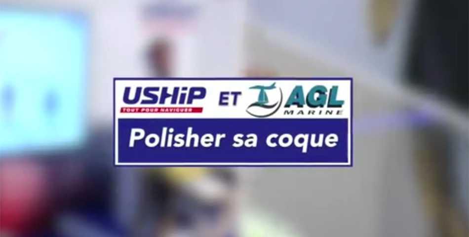 Comment appliquer du polish sur la coque d'un bateau