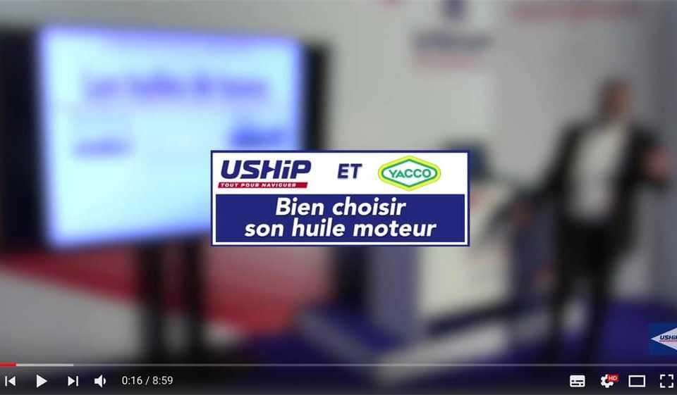 Uship Marseille - huile moteur - Comment bien choisir l'huile un moteur marine
