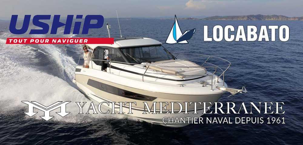 Uship Marseille Pointe-Rouge Yacht Méditerranée Locabato Marseille vente et location de bateau