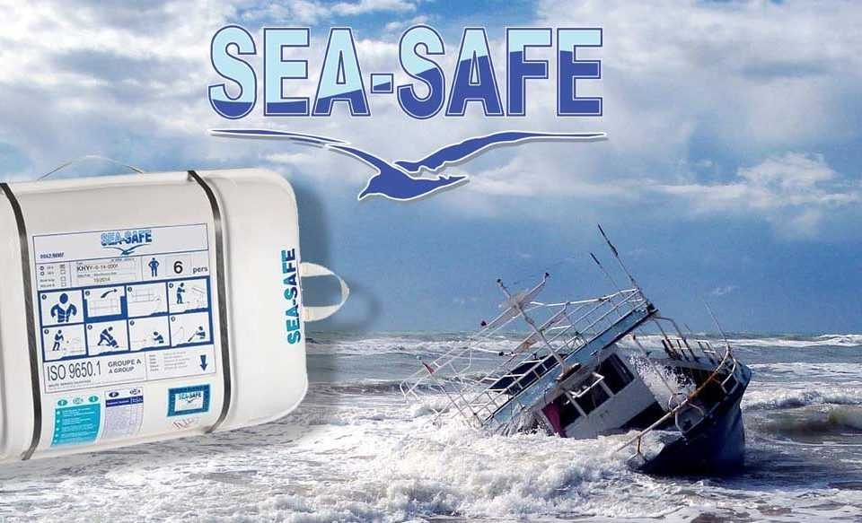 Radeau de survie Sea-Safe