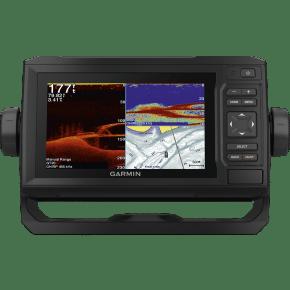 GPS Lecteur de cartes/sondeur Garmin echoMAP Plus