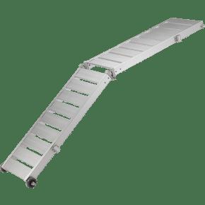 Passerelle pliable aluminium
