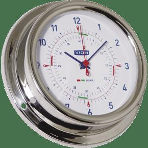 Horloge Vion inox High-Sensitiv Ø 125 mm