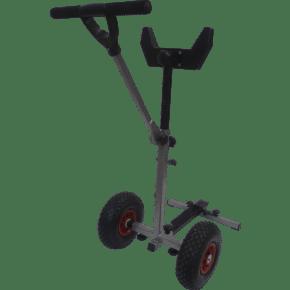 Chariot De Transport Moteur Pliable