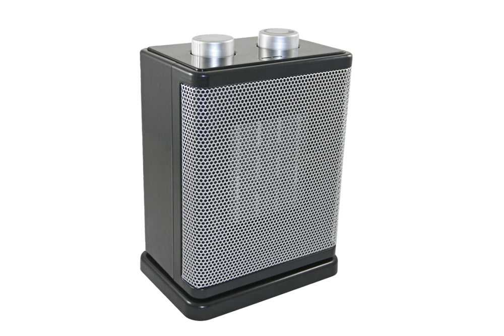 Chauffage céramique oscillant